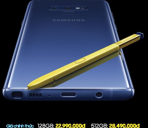 Đặt mua Galaxy Note9 tại FPT Shop nhận bộ quà lên tới 15 triệu đồng 1
