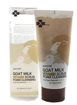 sữa rửa mặt chiết xuất sữa dê xaivita goat milk