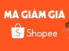Mã giảm giá Shopee (Tháng 10 2021)