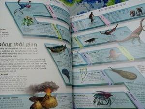 tri thức về vạn vật thiên nhiên