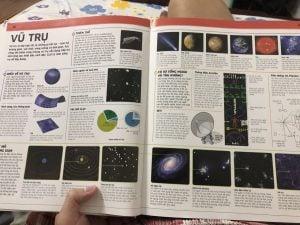 Tri thức về vạn vật vũ trụ