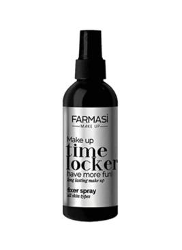Xịt Khóa Trang Điểm - Farmasi Make Up Time Locker 115ml
