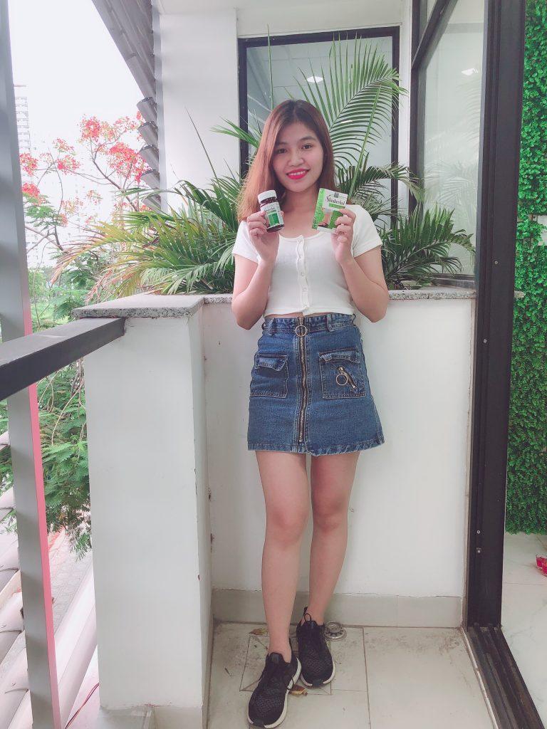 giảm cân slim herbal nữ