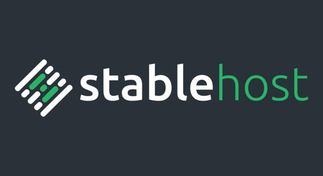 Mã giảm giá StableHost giảm 80% gói Shared Hosting 1