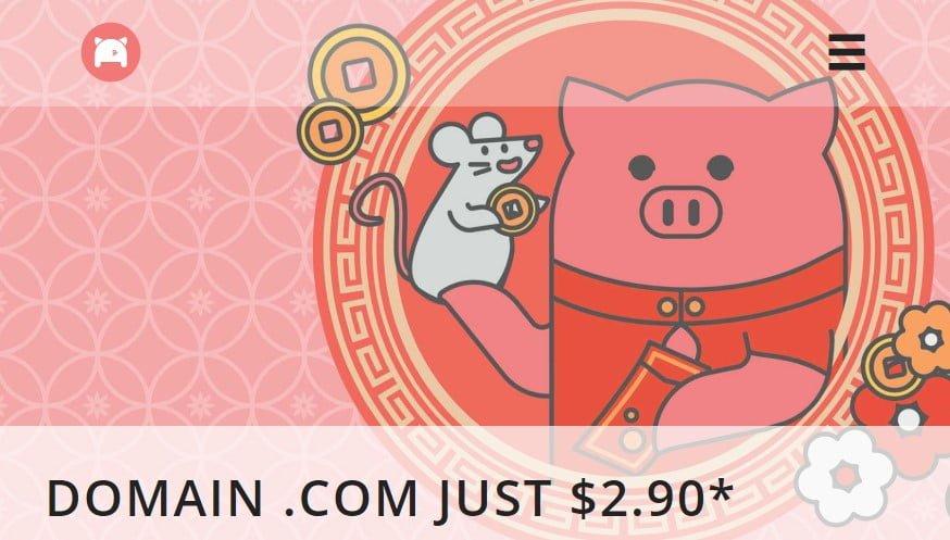 Porkbun giảm giá tên miền còn $2.9/năm 4