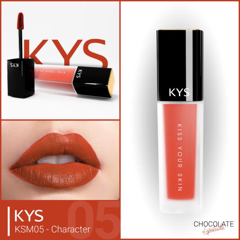 Đánh giá son KYS chocolate 92%, khử chì làm hồng môi, giá bao nhiêu, mua ở đâu? 17