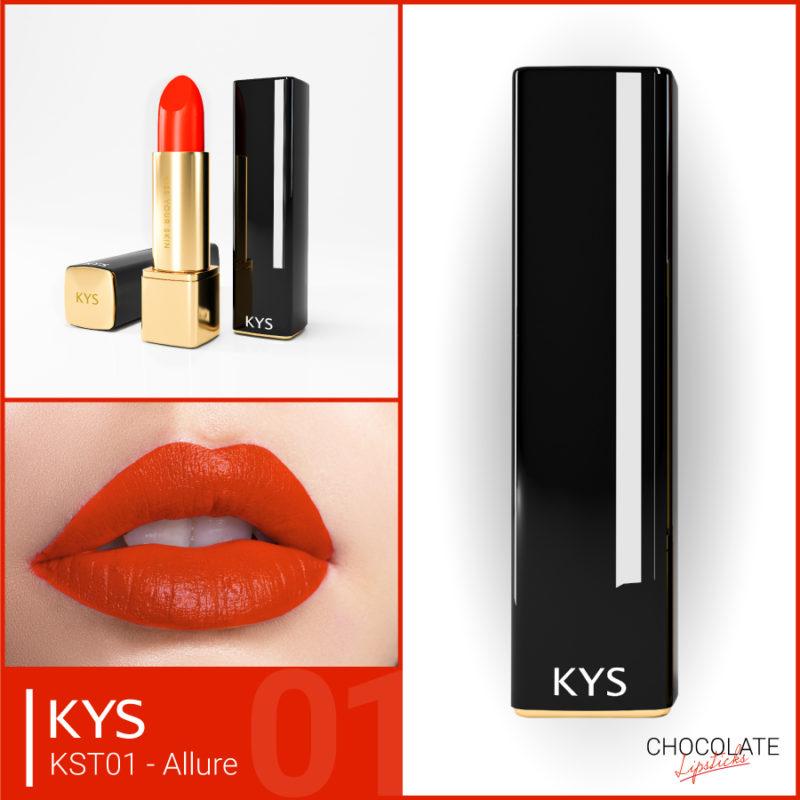 Đánh giá son KYS chocolate 92%, khử chì làm hồng môi, giá bao nhiêu, mua ở đâu? 29