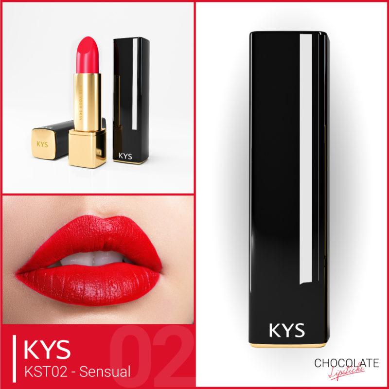 Đánh giá son KYS chocolate 92%, khử chì làm hồng môi, giá bao nhiêu, mua ở đâu? 33