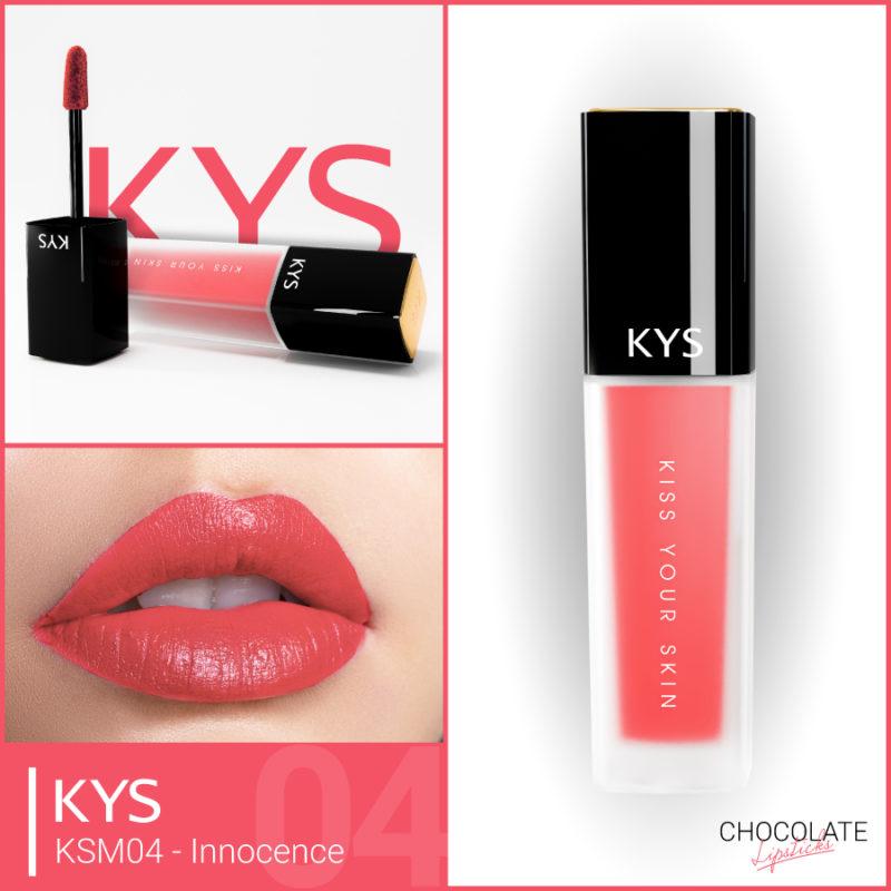 Đánh giá son KYS chocolate 92%, khử chì làm hồng môi, giá bao nhiêu, mua ở đâu? 13