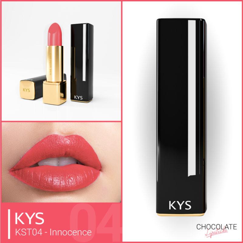 Đánh giá son KYS chocolate 92%, khử chì làm hồng môi, giá bao nhiêu, mua ở đâu? 41