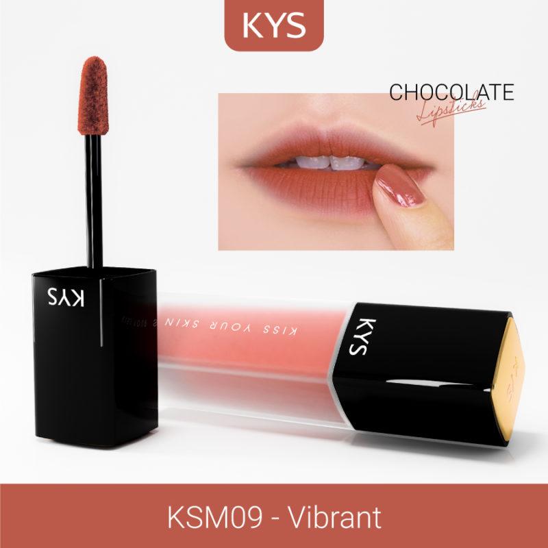 Đánh giá son KYS chocolate 92%, khử chì làm hồng môi, giá bao nhiêu, mua ở đâu? 26