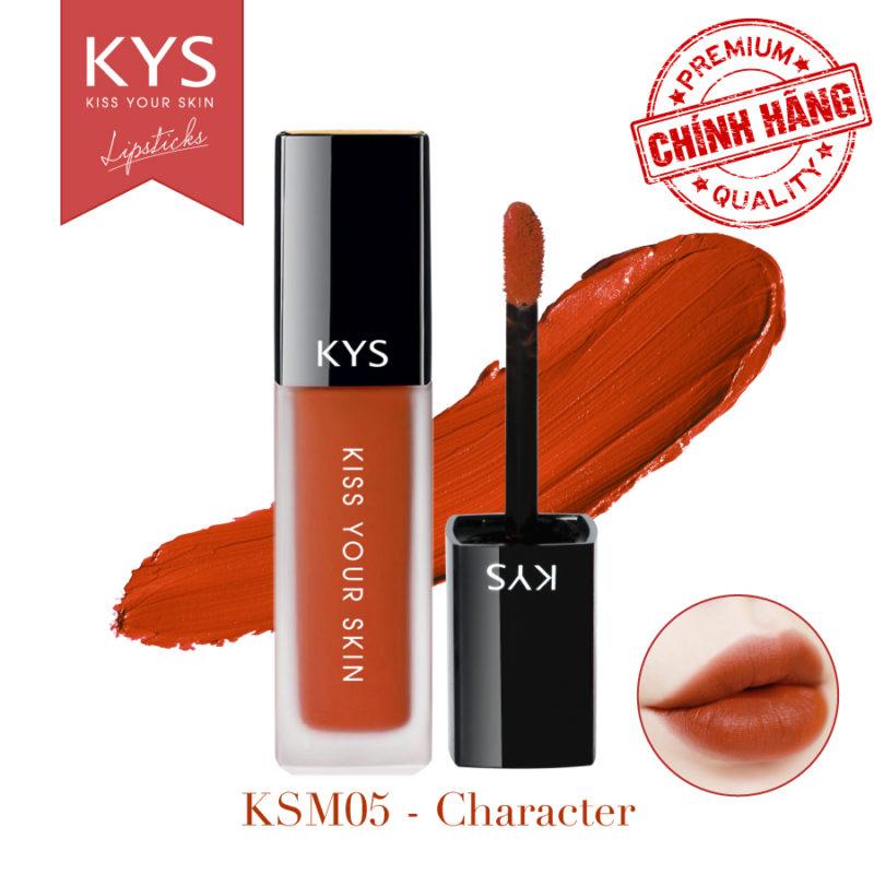 Đánh giá son KYS chocolate 92%, khử chì làm hồng môi, giá bao nhiêu, mua ở đâu? 19
