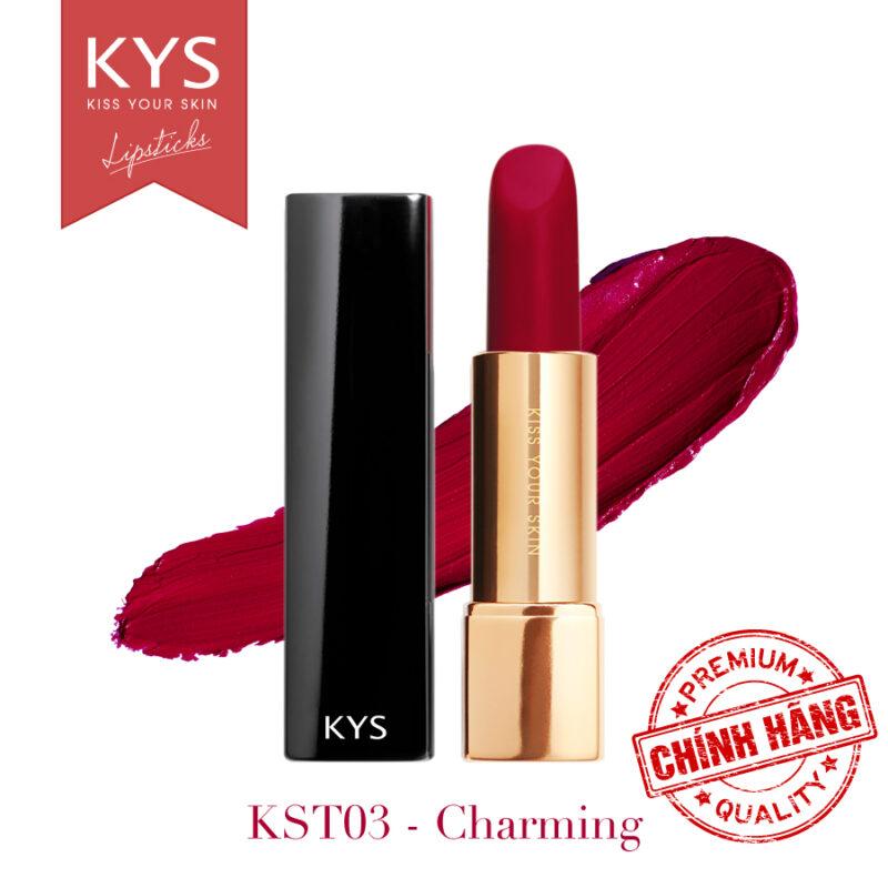 Đánh giá son KYS chocolate 92%, khử chì làm hồng môi, giá bao nhiêu, mua ở đâu? 39