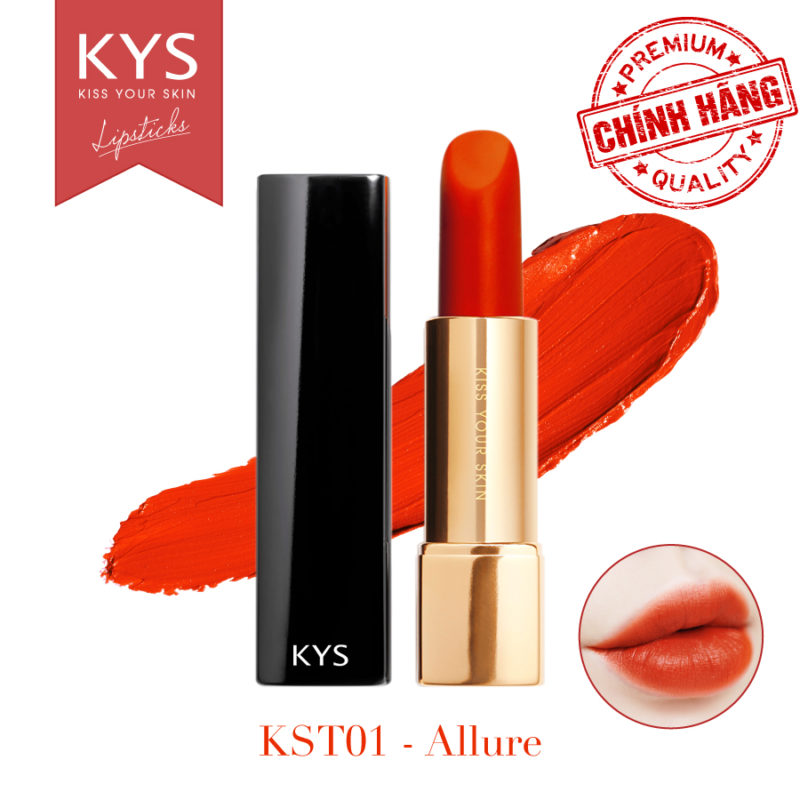 Đánh giá son KYS chocolate 92%, khử chì làm hồng môi, giá bao nhiêu, mua ở đâu? 31