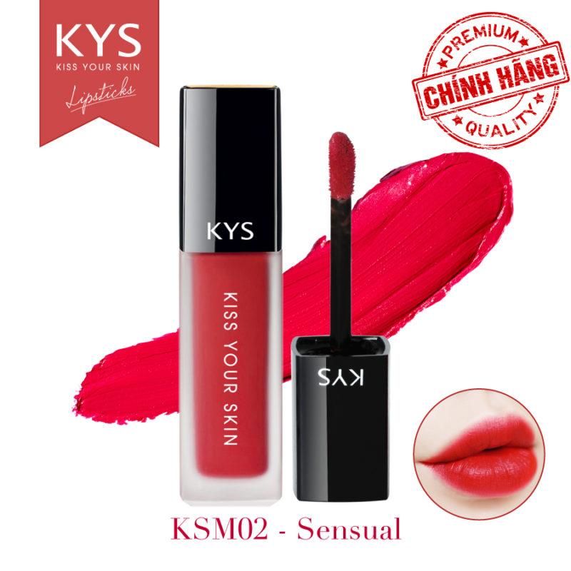 Đánh giá son KYS chocolate 92%, khử chì làm hồng môi, giá bao nhiêu, mua ở đâu? 7