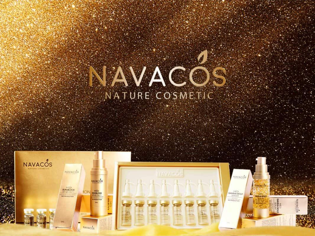 Thương hiệu mỹ phẩm sinh học Navacos