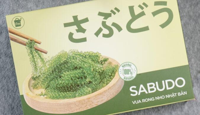 Rong nho Sabudo có tốt không? Giá bao nhiêu 1 hộp? Mua ở đâu chính hãng? 2