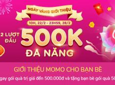 [Hướng dẫn] đăng ký ví MOMO nhận quà 600k