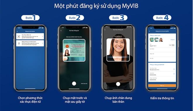 MyVIB: Hướng dẫn cài đặt và sử dụng chi tiết (2021) 6