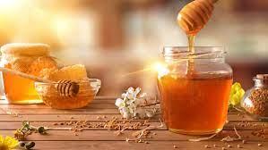 dưỡng mi mật ong