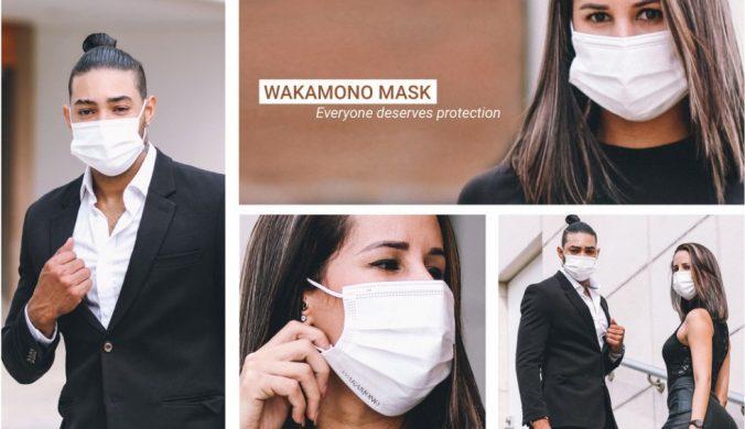 quốc tế dùng khẩu trang y tế wakamono