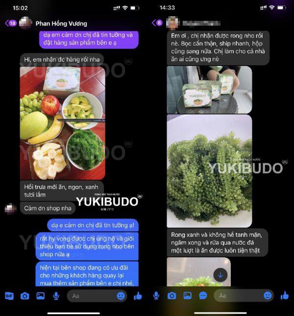 [Update 7/2021] Rong nho Yukibudo có tốt không? Giá bao nhiêu 1 hộp? Mua ở đâu chính hãng? 12