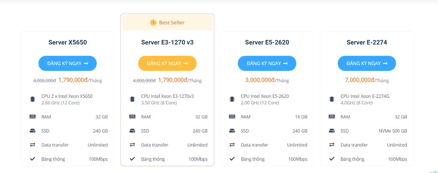 [Góc review] Đánh giá dịch vụ tại Vietnix 1