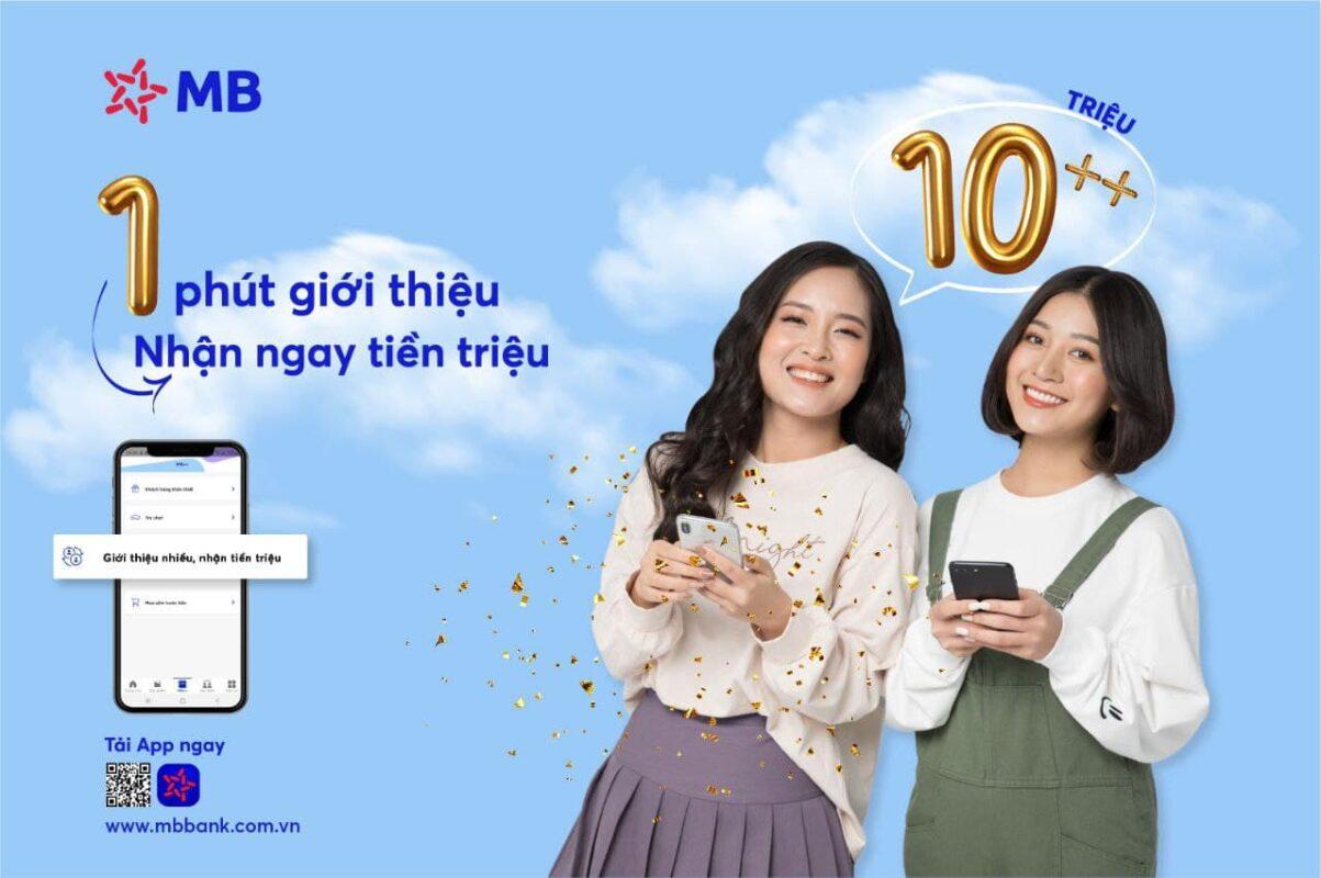 [Hướng dẫn] Lấy mã giới thiệu MB Bank mới nhất (2021) 7