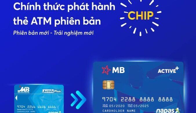 phát hành thẻ mb bank