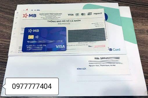 [Hướng dẫn] Đăng kí phát hành thẻ Mb bank online(2021) 9