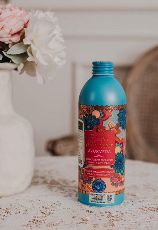Sữa tắm nước hoa Ayurveda Tesori D'Oriente 500ml 1