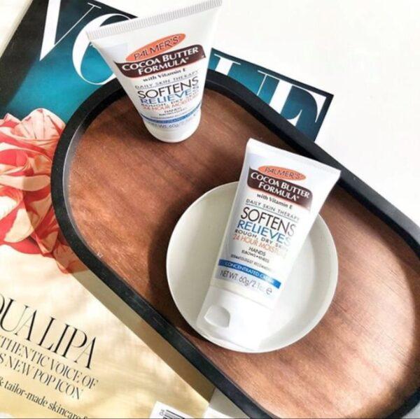 Kem dưỡng da tay mềm mịn cho da khô Bơ Cacao Palmer's 60g 1