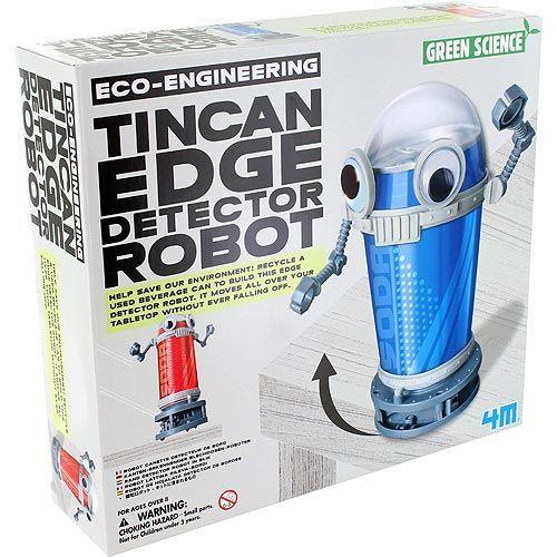 Robot Lon Thiếc Bò Mép Bàn - Đồ Chơi Kidsplay 1