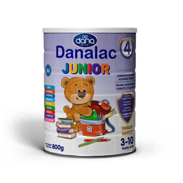 Sữa Bột DANALAC Junior Số 4 - Hộp 800g 1