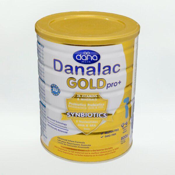 Sữa Bột DANALAC GOLD Pro+ 1 - Hộp 800g 1