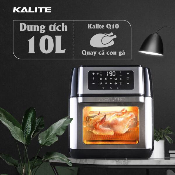 Nồi chiên không dầu Kalite Q10 1