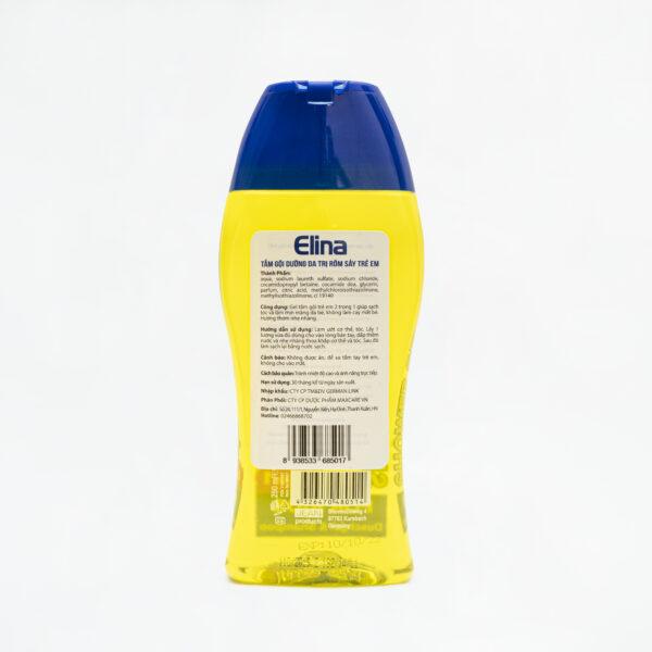 Sữa Tắm Gội Trẻ Em 2 in 1 - Elina Med 1