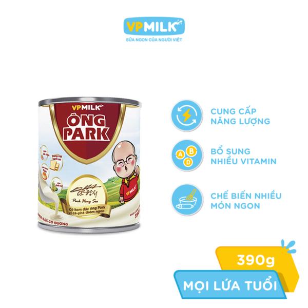 Sữa đặc có đường Ông Park 390g 1