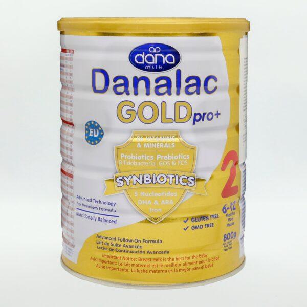 Sữa Bột DANALAC GOLD Pro+ 2 - Hộp 400g 1