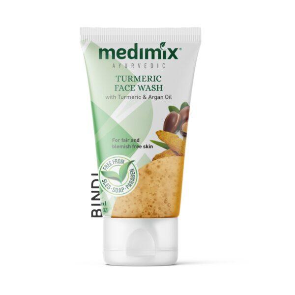Sữa rửa mặt Medimix Nghệ 1