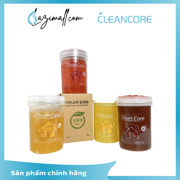 Gel Khử Mùi Khử Khuẩn Clean Core 230g - Lazimall 1