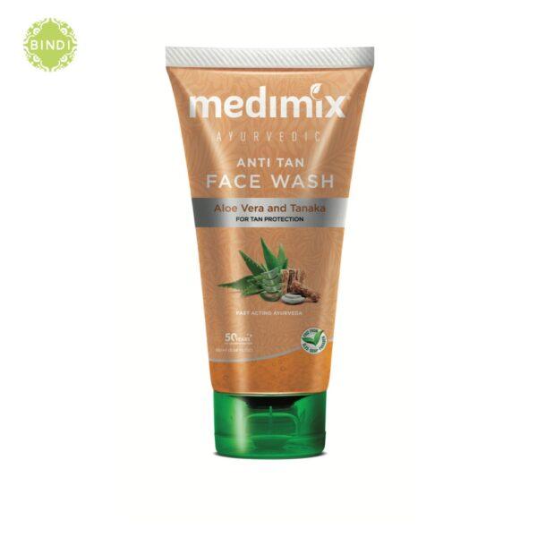 Sữa Rửa Mặt Medimix Ngừa Sạm Da 1