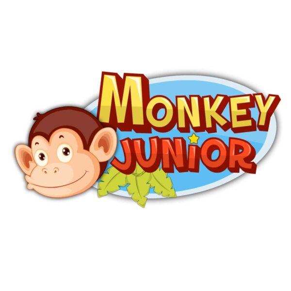 Monkey Junior - Tiếng Anh Cho Trẻ Mới Bắt Đầu (Gói 4 năm) 1