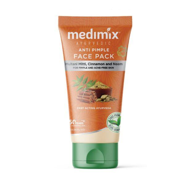 Mặt nạ sạch sâu Medimix Ngừa Mụn 1
