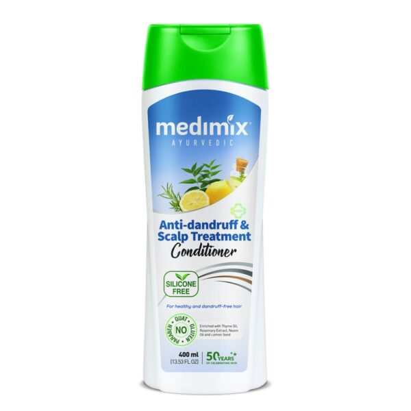 Dầu xả Medimix Sạch Gàu & Liệu Pháp Da Đầu 1
