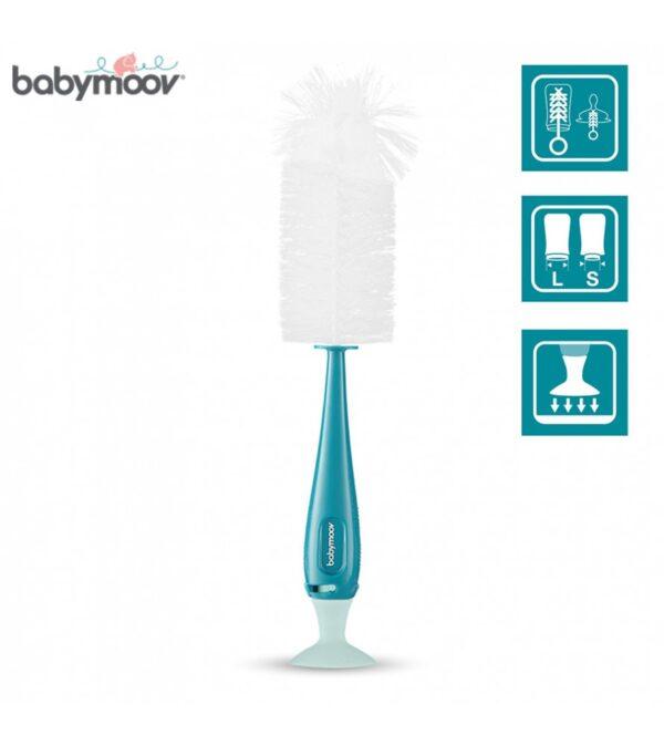 Chổi Cọ Bình Sữa Babymoov 1