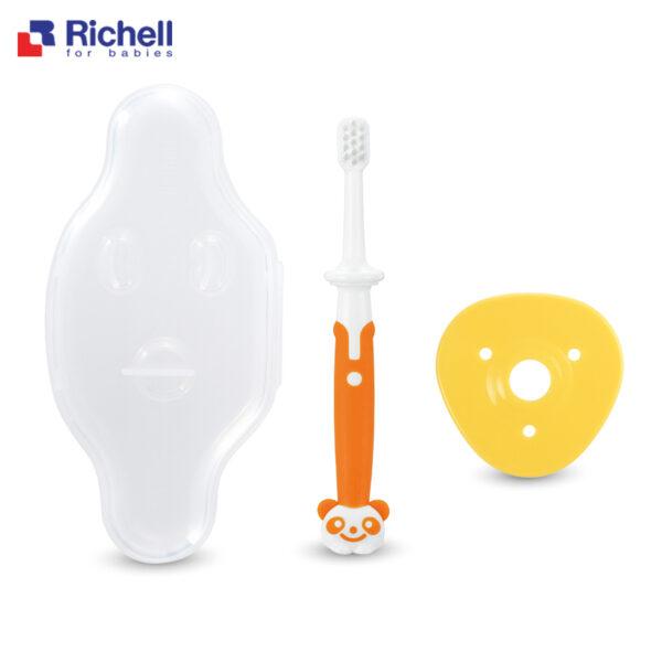 Bàn Chải Bước 3 (12 tháng) Richell 1