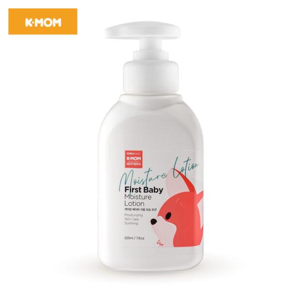 Sữa Dưỡng Ẩm Jojoba Hữu Cơ Cho Bé K-mom 225ml 1