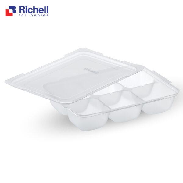 Khay Trữ Đông 50ml (2 chiếc) Richell 1
