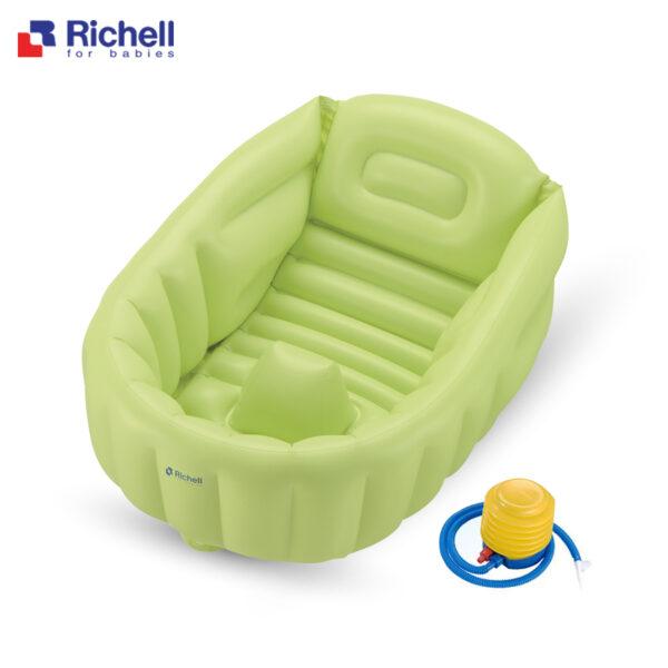 Chậu Tắm Phao 34 Lít Richell 1